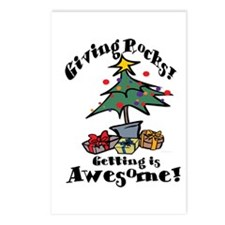 Giving Rocks Postcards (Package of 8)