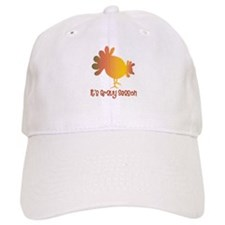 Thanksgiving Humor Gravy Baseball Cap