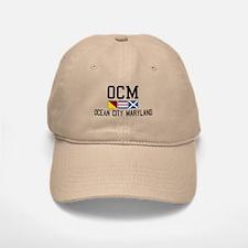 Ocean City MD Baseball Baseball Cap