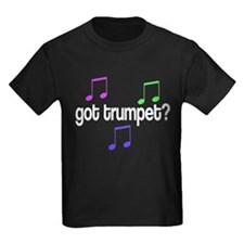Colorful Trumpet T