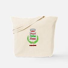 PROUD NONNA Tote Bag
