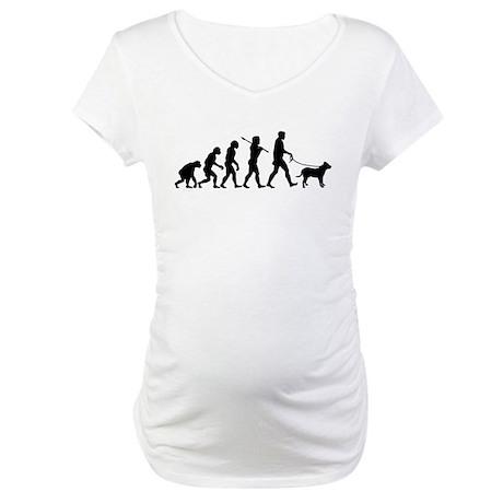 Perro de Presa Canario Maternity T-Shirt