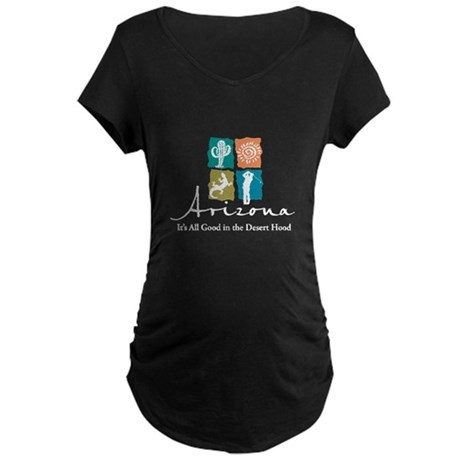 Arizona Maternity Dark T-Shirt