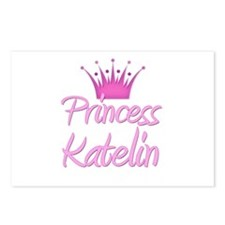 Princess Katelin Postcards (Package of 8)