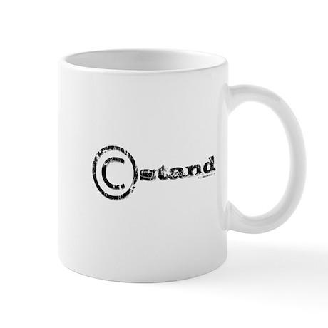 C-Stand Film Crew Mug