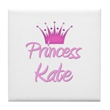 Princess Kate Tile Coaster