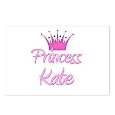 Princess Kate Postcards (Package of 8)