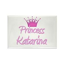 Princess Katarina Rectangle Magnet