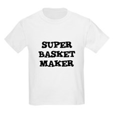 SUPER BASKET MAKER  Kids T-Shirt