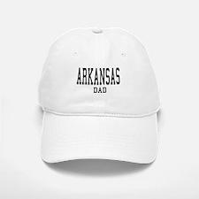 Arkansas Dad Baseball Baseball Cap