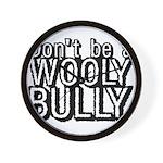 Wooly Bully Wall Clock