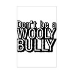 Wooly Bully Mini Poster Print