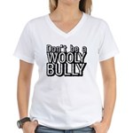 Wooly Bully Women's V-Neck T-Shirt