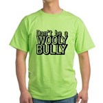 Wooly Bully Green T-Shirt