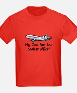 Dad's Airplane Office T