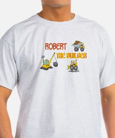 Robert the Builder T-Shirt