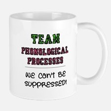 Team Phonological Processes Mug