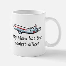 Mom's Cool Airplane Mug