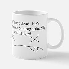 Just Challenged 2 Mug