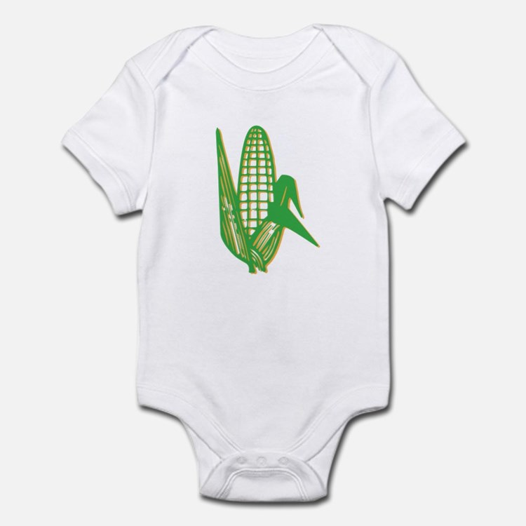 Corn Infant Bodysuit