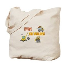 Ryan the Builder Tote Bag
