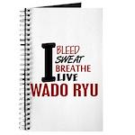 Bleed Sweat Breathe Wado Ryu Journal