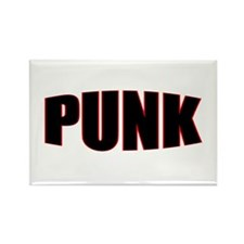 """PUNK"" Rectangle Magnet"