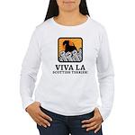 Scottish Terrier Women's Long Sleeve T-Shirt