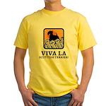 Scottish Terrier Yellow T-Shirt