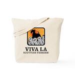 Scottish Terrier Tote Bag