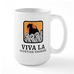 Scottish Terrier Large Mug
