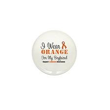 I Wear Orange Boyfriend Mini Button (10 pack)