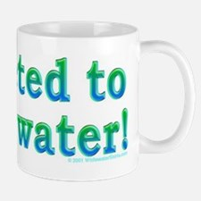 Addicted to Whitewater Mug