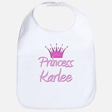 Princess Karlee Bib