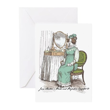 Hugh Thompson Chapter 59 Greeting Cards (Pk of 10)