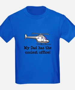 Dad's Helicopter T