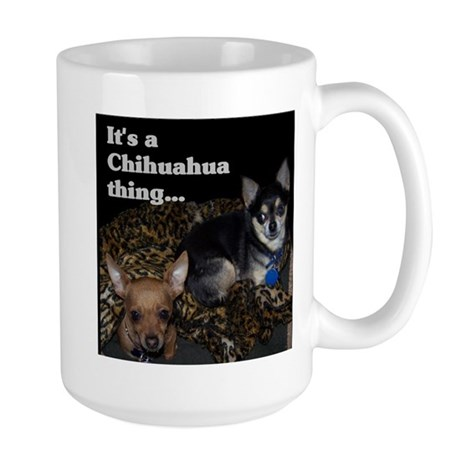 thing-chihuahua010 Mugs