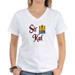 Sir Karl Women's V-Neck T-Shirt