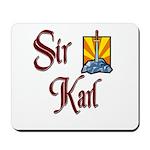 Sir Karl Mousepad