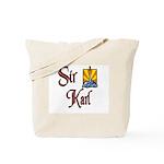 Sir Karl Tote Bag
