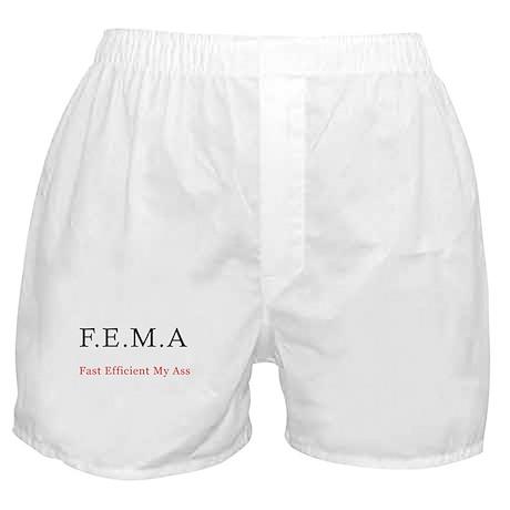 FEMA Boxer Shorts