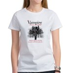 Vampire Romance Book Club Women's T-Shirt