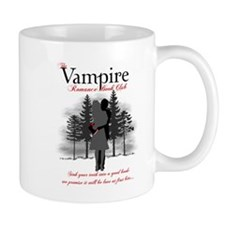 Vampire Romance Book Club Mug