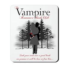 Vampire Romance Book Club Mousepad