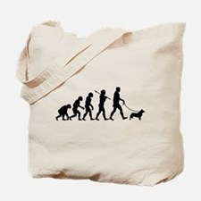 Swedish Vallhund Tote Bag