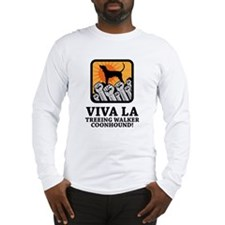 Treeing Walker Coonhound Long Sleeve T-Shirt