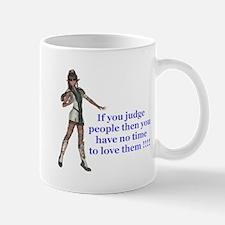 Cool Girl judge Mug