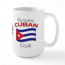 Genuine Cuban Cook Mug