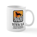 Weimaraner Long-Coated Mug