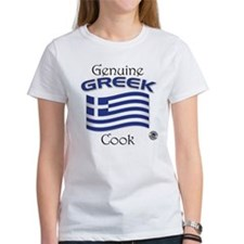 Genuine Greek Cook Tee